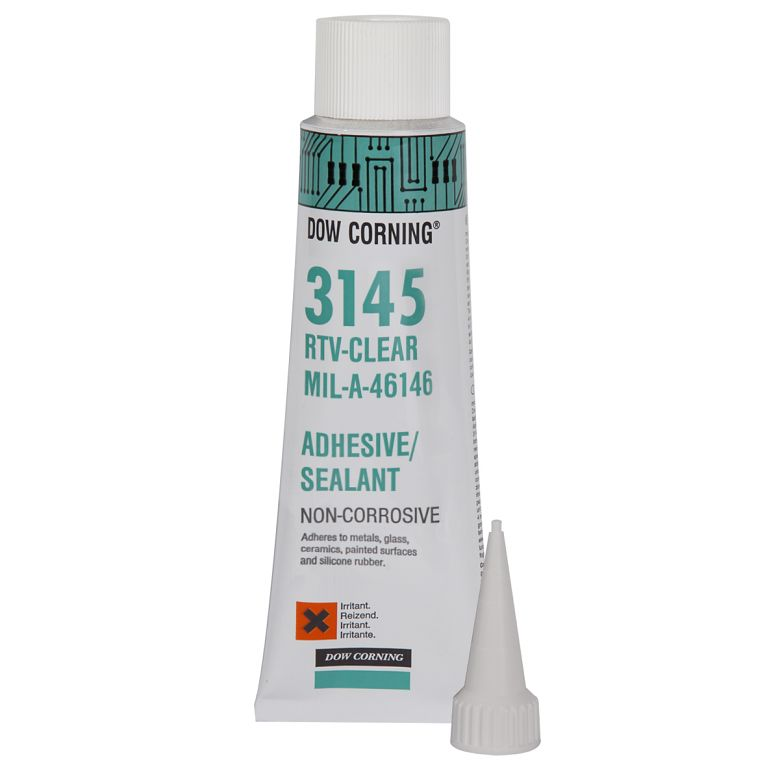 Dow Corning 3145 clear